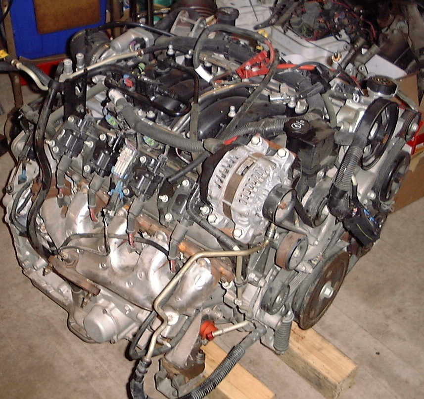 3 4 Liter Pontiac Grand Am Engine Diagram Gm Ls4 V8 4t65e Info
