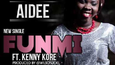 "Photo of MusiC : ""Funmi"" – Aidee Ft. Kenny Kore (@kennykore @hadassah_sings)"