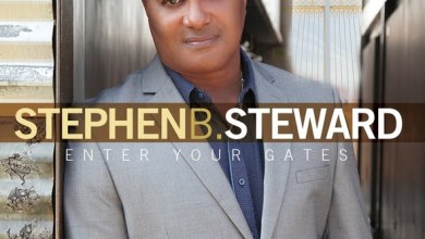 Photo of Stephen B. Steward Releases Debut Album ENTER YOUR GATES, Available In Stores Now!
