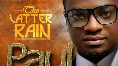 Photo of Paul Adams Unveils 'THE LATTER RAIN' Album Cover