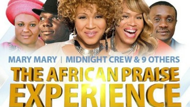 Photo of House On The Rock's The African Praise Experience [TAPE 3] Holds This Friday, Feb 27th