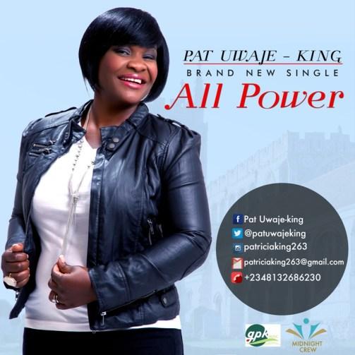 PAT UWAJE-KING - ALL POWER