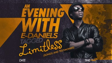 Photo of An Evening with E-Daniels tagged Limitless!