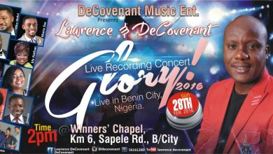 Photo of Lawrence & DeCovenant Live Recording Concert | 28th Feb. 2016