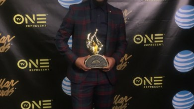 Photo of J.J. Hairston & Youthful Praise win first-ever Stellar Award for Contemporary Choir of the Year