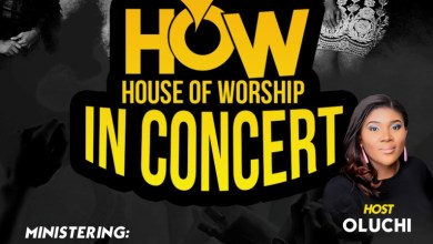 Photo of House Of Worship (HOW) In Concert!