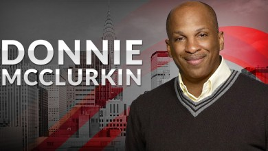Photo of The Donnie McClurkin Radio Show Now Airs on Rhythm FM (Nigeria) Every Sunday!