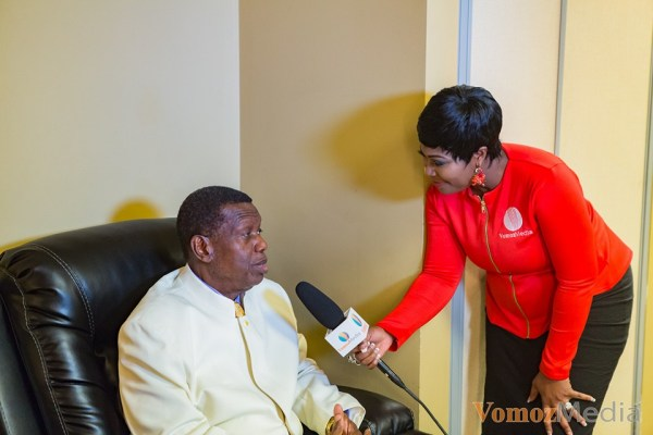 Exclusive Interview with pastor E.A Adeboye
