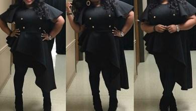Photo of #GMPSundayFashion feat. Tasha Page-Lockhart ; Stylish in Black!