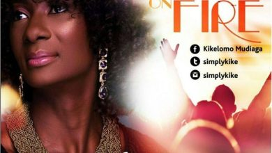 Kike Mudiaga - Church on Fire ft. Nathaniel Bassey