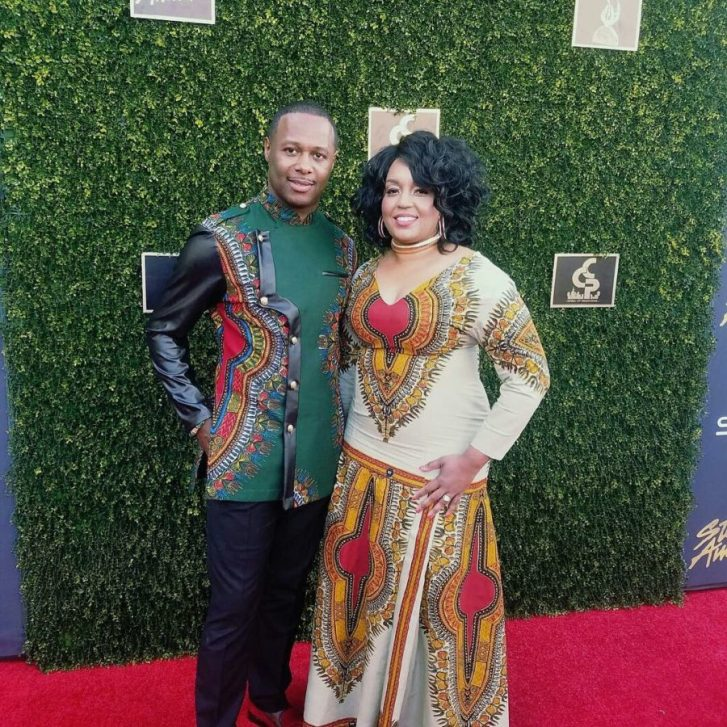 Micah Stampley Fashion