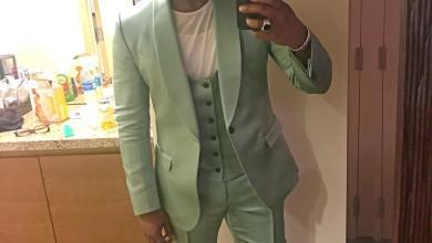 Photo of #GMPSundayFashion | Vashawn Mitchell's Bold Take on a Three Piece Suit