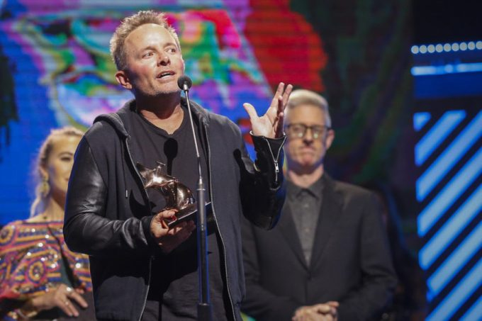 Chris Tomlin Wins 23rd GMA Dove Award