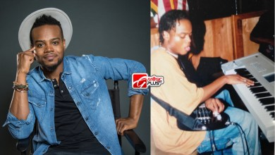 Photo of Travis Greene Shares a Major Throwback Photo Of Himself