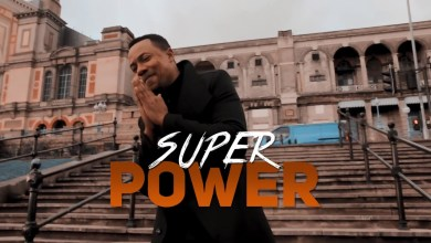 Kevin Moses - Super Power_Video