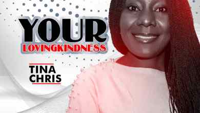 "Photo of Tina Chris Drops New Song ""Your Loving Kindness"""
