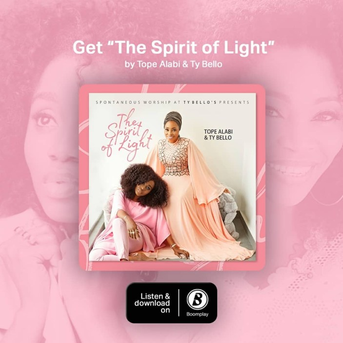 Ty Bello & Tope Alabi - The Spirit of Light