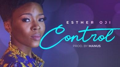Esther Oji Control [Cover Art]