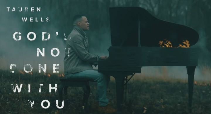 Tauren Wells - God's Not Done With You