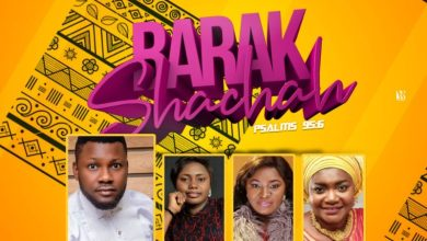 Worship Contact 2019 (Barak Shachah) by St. Praise Factory