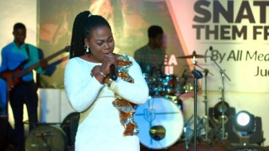 JOYCE BLESSING Live Worship_Momentreal