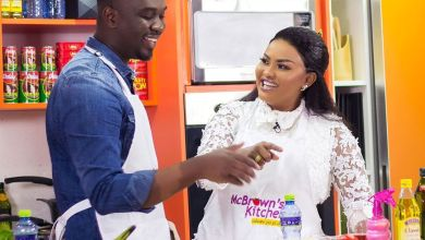 Photo of Joe Mettle Showcases Cooking Skills at McBrown's Kitchen