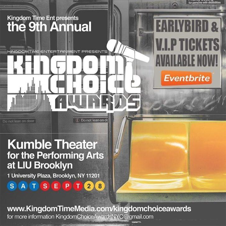 KINGDOM CHOICE AWARDS 2019