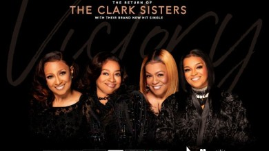 "Photo of Gospel Music Legends, The Clark Sisters Return with ""Victory"""