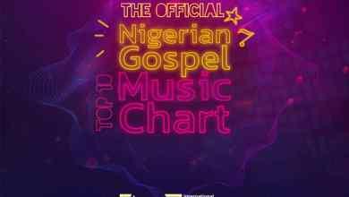 Photo of IACMP's Official Top 10 Nigerian Gospel Music Chart [Nov. 2019]