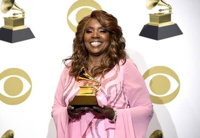 Gloria Gaynor_Grammy 2020