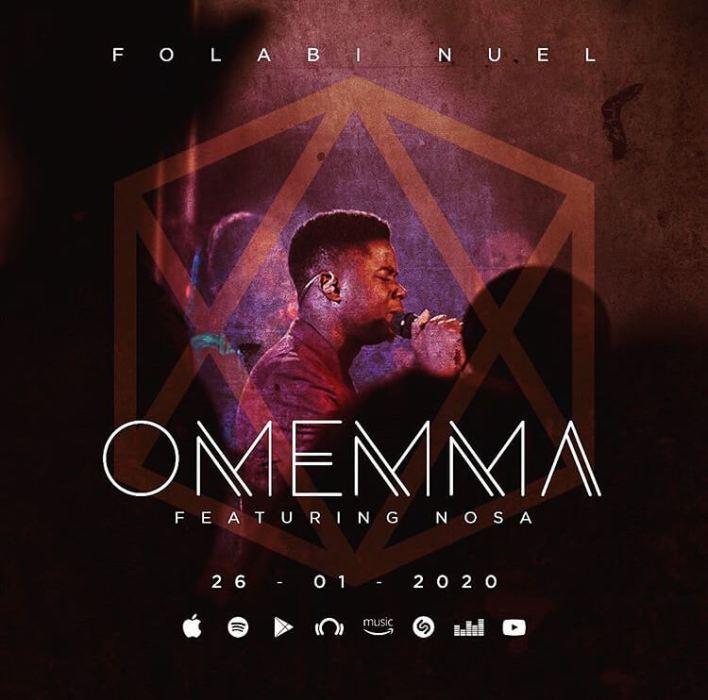 Omemma Album - Folabi Nuel