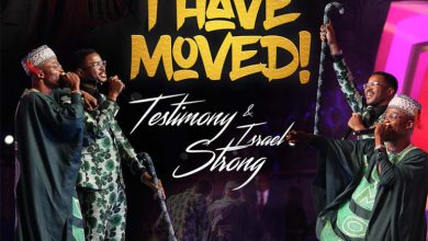 """Photo of Testimony Jaga Debuts Prophetic Song """"I Have Moved!"""" ft. Israel Strong"""