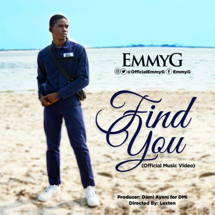EMMY G - FIND YOU VIDEO