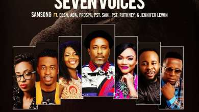 "Photo of Music: Samsong – ""My Life Belongs to You"" ft. Eben, Ada Ehi, Pst. Saki"