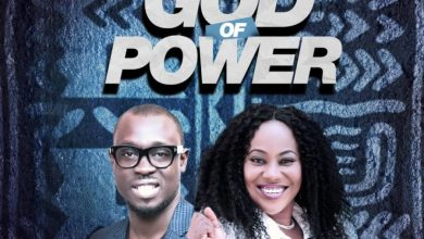 Laura Abios God of Power art