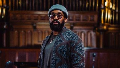 """Photo of PJ Morton Performs """"All in His Plan"""" on The Late Show with Stephen Colbert"""