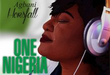 "Photo of Agbani Horsfall Advocates for ""One Nigeria"" in New Single"