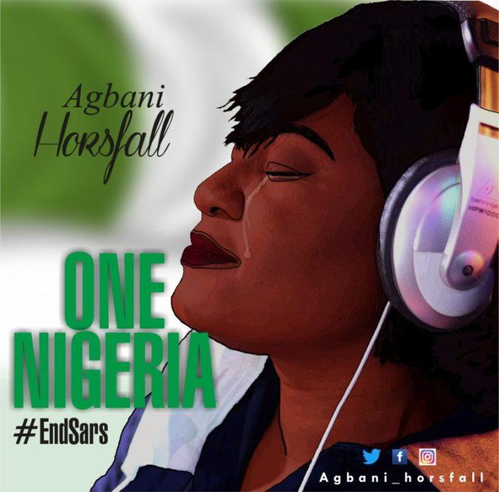 Agbani Horsfall - One Nigeria