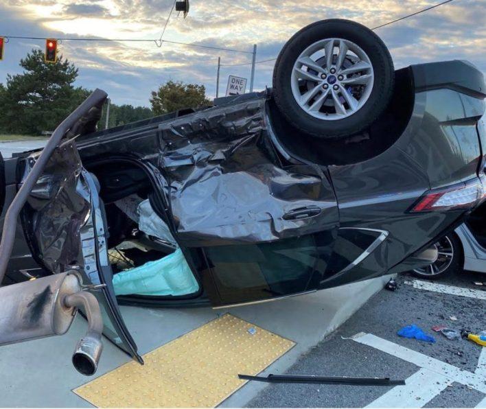Benita Jones_Survives_Car_Accident