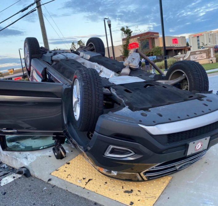 Benita Jones_Survives_Car_Accident_2
