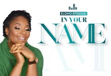 """Photo of Eloho Returns with New Song, """"In Your Name"""""""