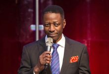 """Photo of #EndSARS: """"Please Don't Revenge,"""" Sam Adeyemi Pleads with Youths"""