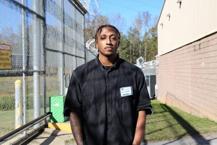 Lecrae at DJJ