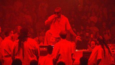 Kanye West - Sunday Service