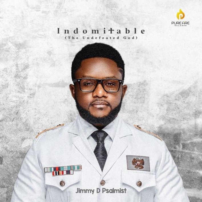 JIMMY D PSALMIST - INDOMITABLE ALBUM