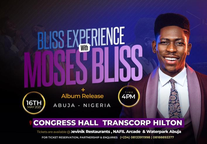 Moses Bliss Experience 1