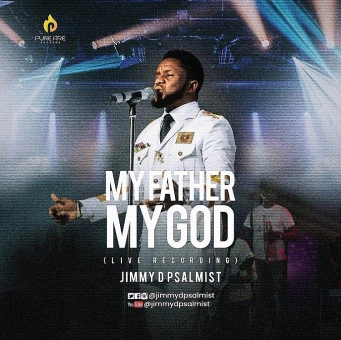"""Jimmy D Psalmist - """"My Father My God"""" (live)"""