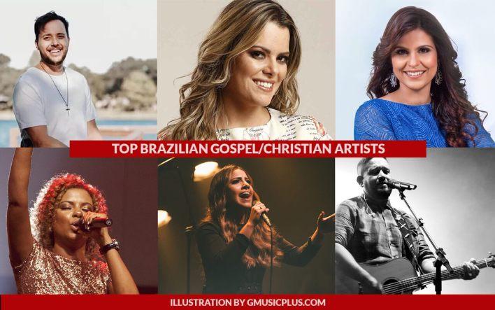Top Brazilian Gospel Artists