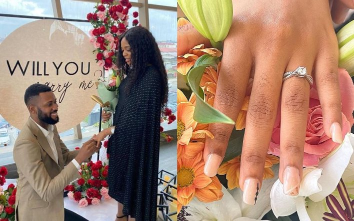 Limoblaze Marriage Proposal