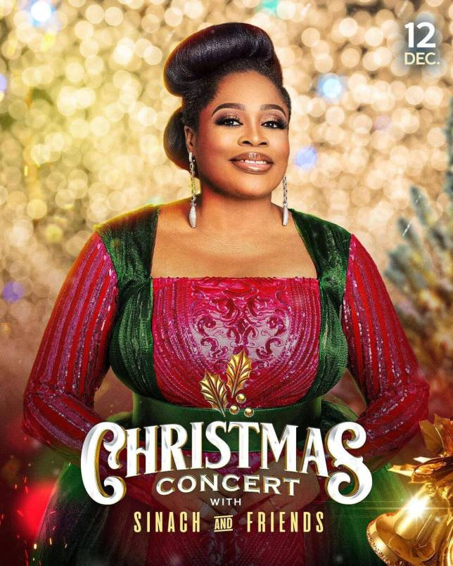 Christmas Concert with Sinach & Friends